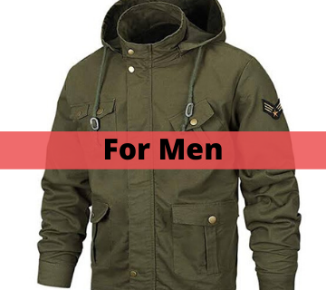 Winter coats for men